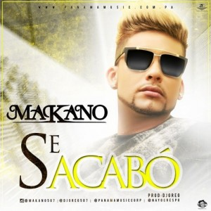 Icon of Makano Ft  DJ Greg - Se Acabo