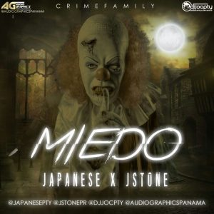 Icon of Japanese Ft  J Stone - Miedo