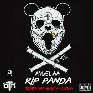 Icon of Anuel AA - RIP Panda