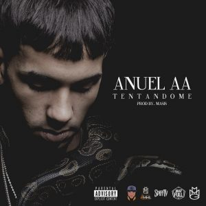 Icon of Anuel AA - Tentandome (Official) (Prod  Masis)