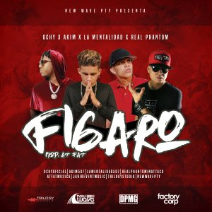 Icon of Ochy Ft Akim  La Mentalidad, Real Phantom - Figaro (Prod  At' Fat)