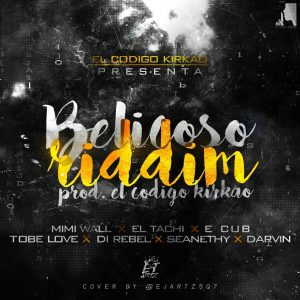 Icon of Direbel Ft  Seanethy Y Darvin - Fat Pussy Gyal (BelicosoRiddim) Prod  ElCodigoKirkao