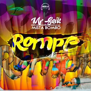 Icon of SAIK - ROMPE MP3