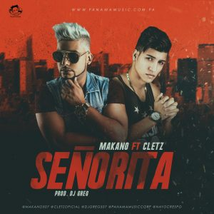 Icon of Makano-ft -Cletz-Señorita
