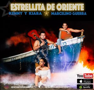 Icon of Estrellita De Oriente - Kenny Y Kiara & Marcelino Guerra Jr.