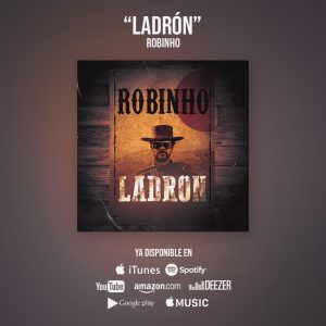 Icon of Robinho - Ladron