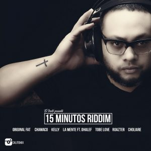 Icon of Choliare - What I Like - 15 Minutos Riddim - Prod  Calitomix