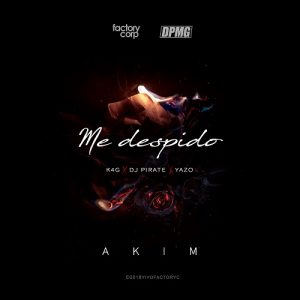 Icon of Akim - Me Despido