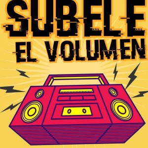 Icon of Subele El Volumen By @DJLEVELPTY