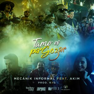 Icon of Mecanik Informal Feat  Akim - Tamo Es Pa Gozar