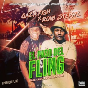 Icon of GAZA FISH Ft RONY STEPHZ X REAL DOUBLE DI - FLING Spanish Version  Prod By Yacko X Isra Da Proxx
