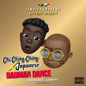 Icon of Chi Ching Ching Feat Japanese - Badman Dance
