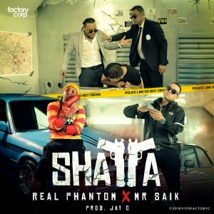 Icon of Real Phantom Y Mr  Saik - Shatta
