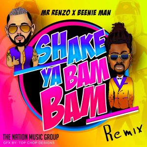 Icon of Shake Ya Bam Bam Remix