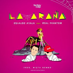 Icon of Osvaldo Ayala Feat  Real Phantom - La Araña