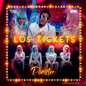 Icon of Roazter - Los Tickets