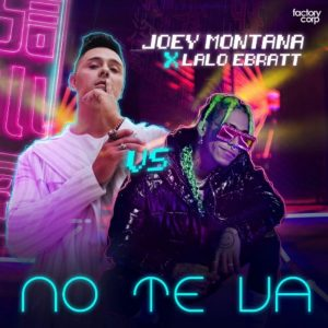 Icon of Joey Montana Feat Lalo Ebratt - No Te Va
