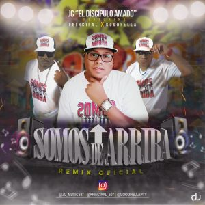Icon of JC FT  PRINCIPAL Y GOOD FELLA - SOMOS DE ARRIBA REMIX