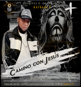 Icon of CAMINO CON JESUS Anthony T