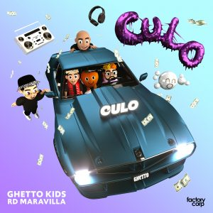 Icon of RD Maravilla Y Ghetto Kids - Culo