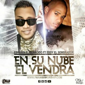 Icon of Ebrahin Ft Eddy Christopher - En Su Nube El Vendra