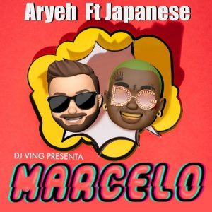 Icon of Aryeh Ft Japanese - Marcelo
