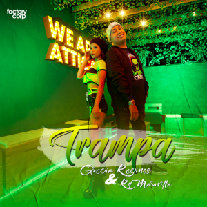 Icon of Grecia Recinos Feat  RD Maravilla - Trampa
