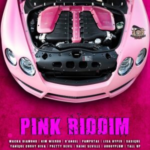 Icon of Kim Wierdo - Beat It UP (Dirty) Pink Riddim