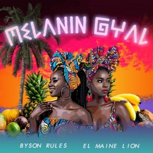 Icon of Byson Rules X El Maine Lion - Melanin Gyal
