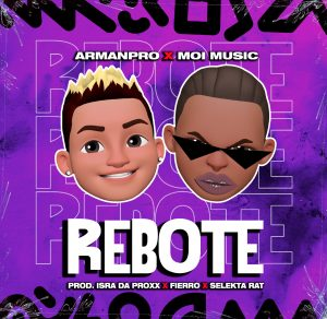 Icon of Arman Pro X Moi Music - Rebote
