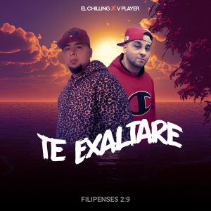 Icon of Te Exaltare - EL Chilling X V Player