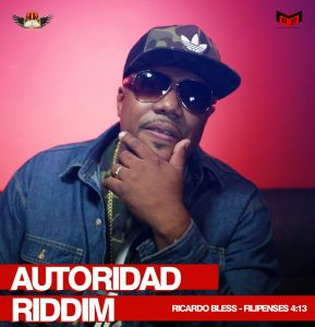 Icon of Ricardo Bless   Filipenses 4-13 (Autoridad Riddim)