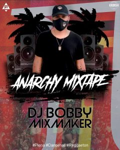 Icon of PHR @DjBobbyMusic - Anarchy Mixtape 2020