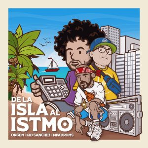 Icon of Orgen - De La Isla Al Istmo (Prod  M Padrums)